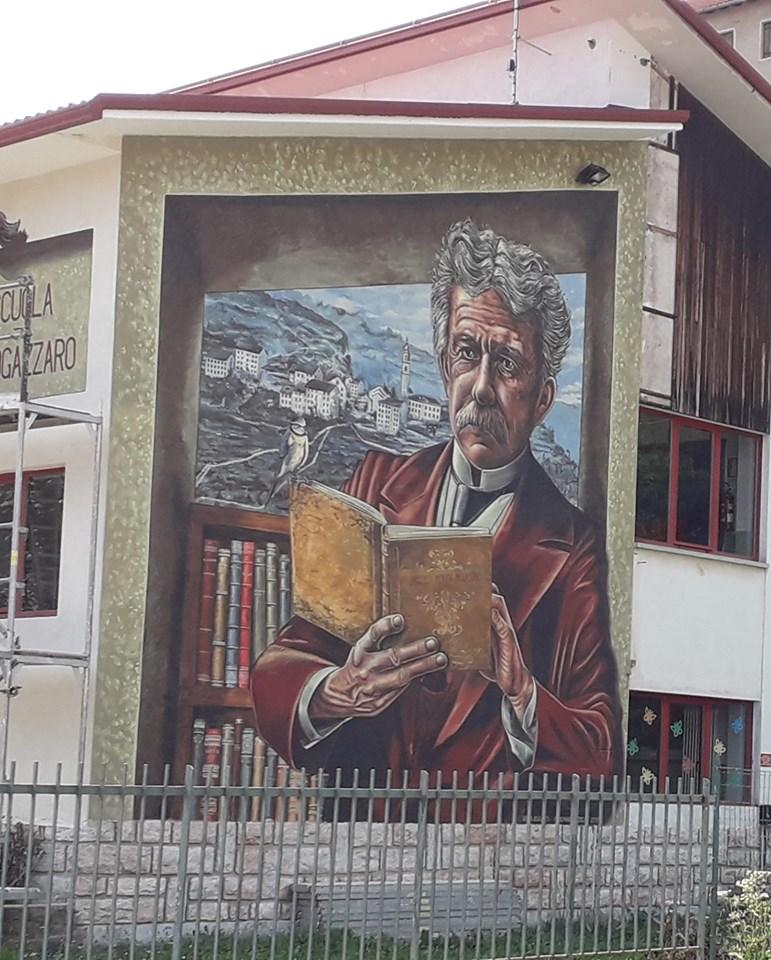 fogazzaro murales scuole tonezza